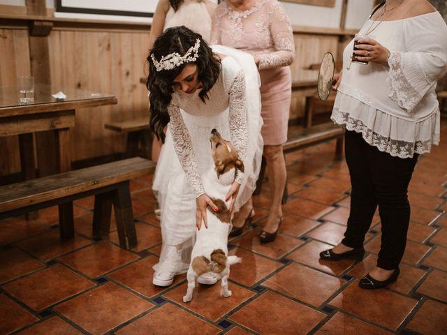 La boda de Javier y Lorena en Navaluenga, Ávila 176