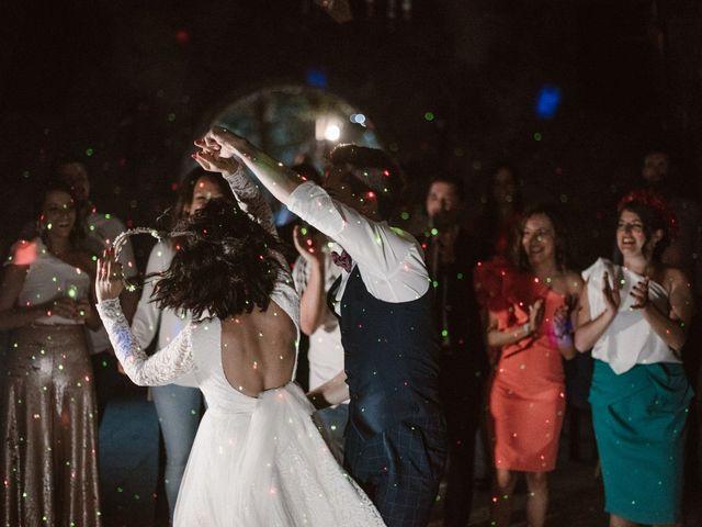 La boda de Javier y Lorena en Navaluenga, Ávila 182