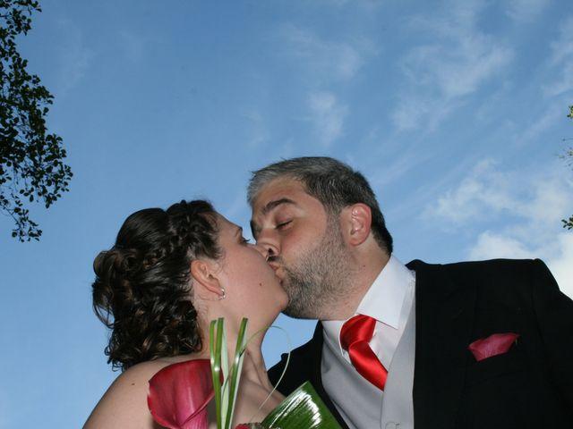 La boda de Carla y Victor en Xove (Casco Urbano (San Bartolo), Lugo 1