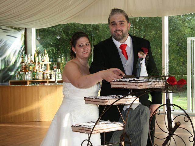 La boda de Carla y Victor en Xove (Casco Urbano (San Bartolo), Lugo 2
