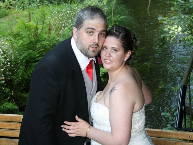 La boda de Carla y Victor en Xove (Casco Urbano (San Bartolo), Lugo 6