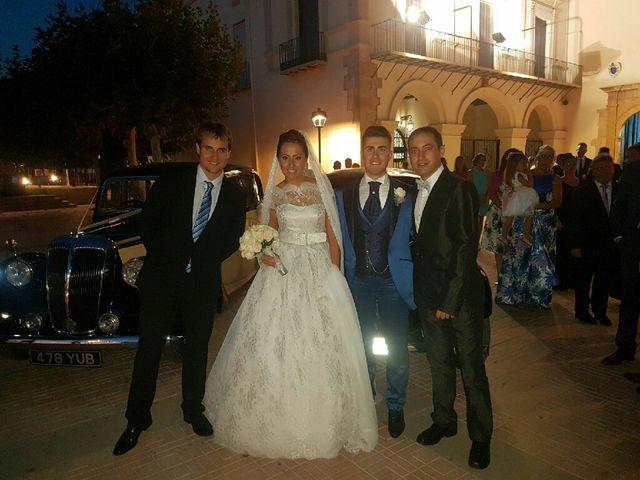 La boda de Roberto y Raquel  en Castelló/castellón De La Plana, Castellón 2