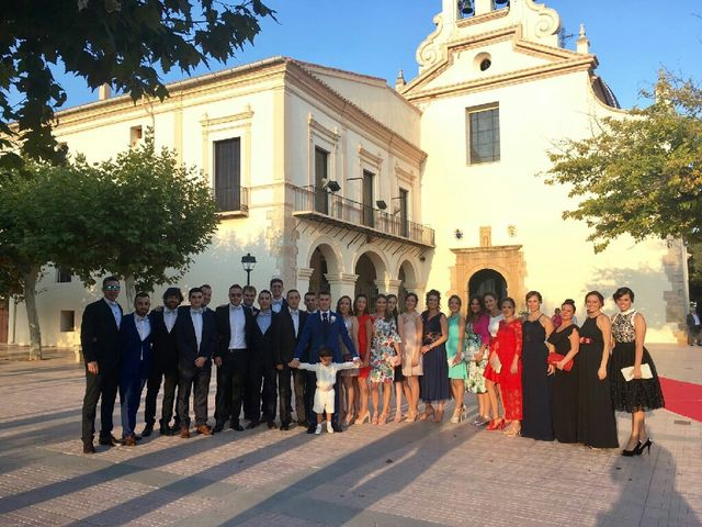 La boda de Roberto y Raquel  en Castelló/castellón De La Plana, Castellón 6