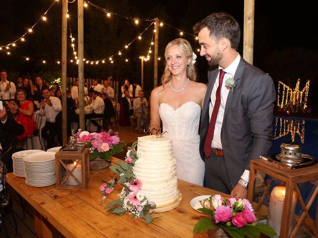 La boda de Armand Barnils y Kimberly Evans
