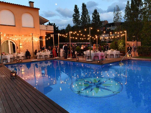 La boda de Kimberly Evans y Armand Barnils en Begur, Girona 5