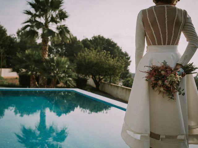 La boda de Sergio y Magda en Alfauir, Valencia 13