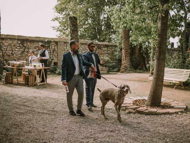 La boda de Sergio y Magda en Alfauir, Valencia 17