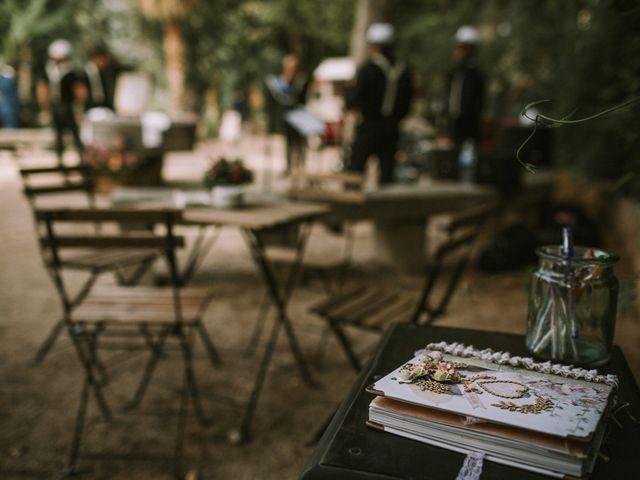 La boda de Sergio y Magda en Alfauir, Valencia 18