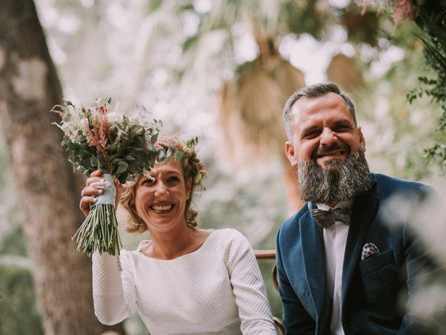 La boda de Sergio y Magda en Alfauir, Valencia 33