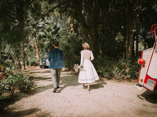 La boda de Sergio y Magda en Alfauir, Valencia 54