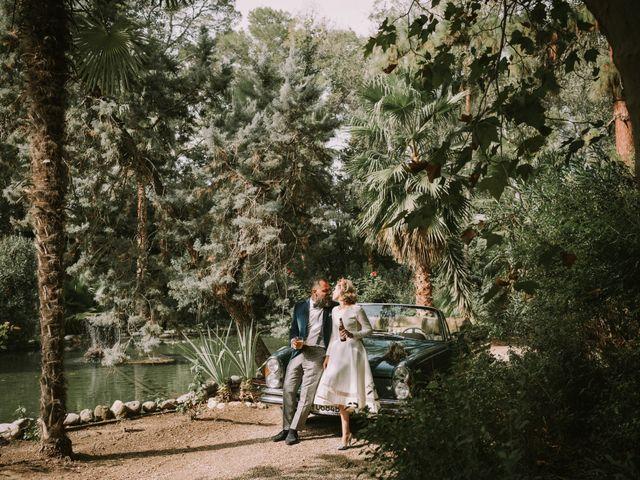 La boda de Sergio y Magda en Alfauir, Valencia 55