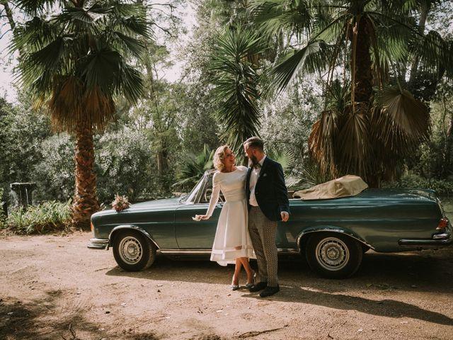 La boda de Sergio y Magda en Alfauir, Valencia 59