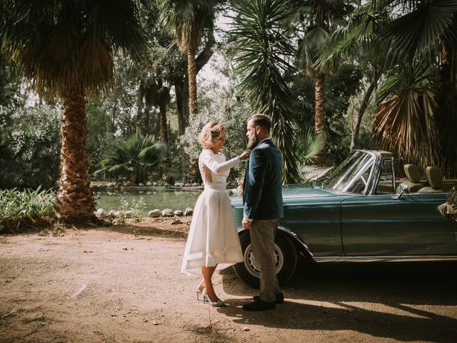 La boda de Sergio y Magda en Alfauir, Valencia 60