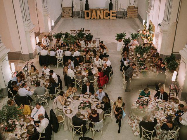 La boda de Sergio y Magda en Alfauir, Valencia 88