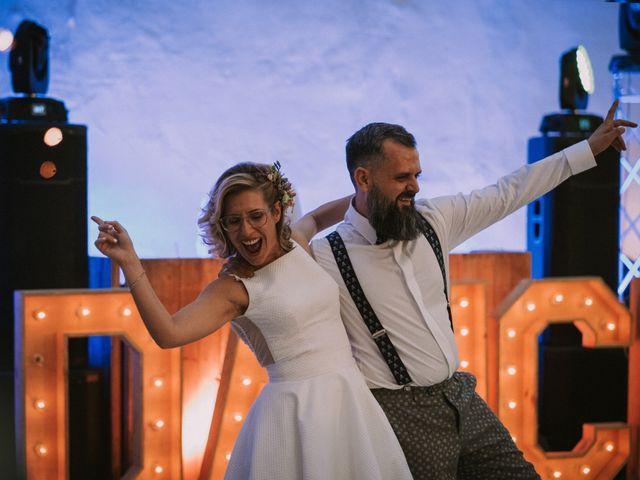La boda de Sergio y Magda en Alfauir, Valencia 100