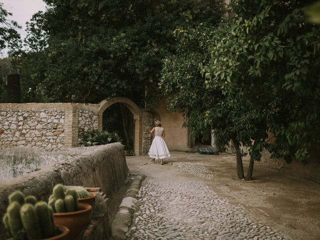 La boda de Sergio y Magda en Alfauir, Valencia 107