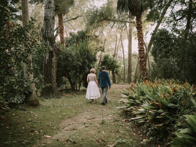 La boda de Sergio y Magda en Alfauir, Valencia 130