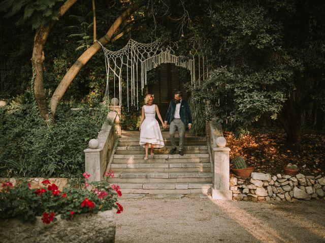 La boda de Sergio y Magda en Alfauir, Valencia 140