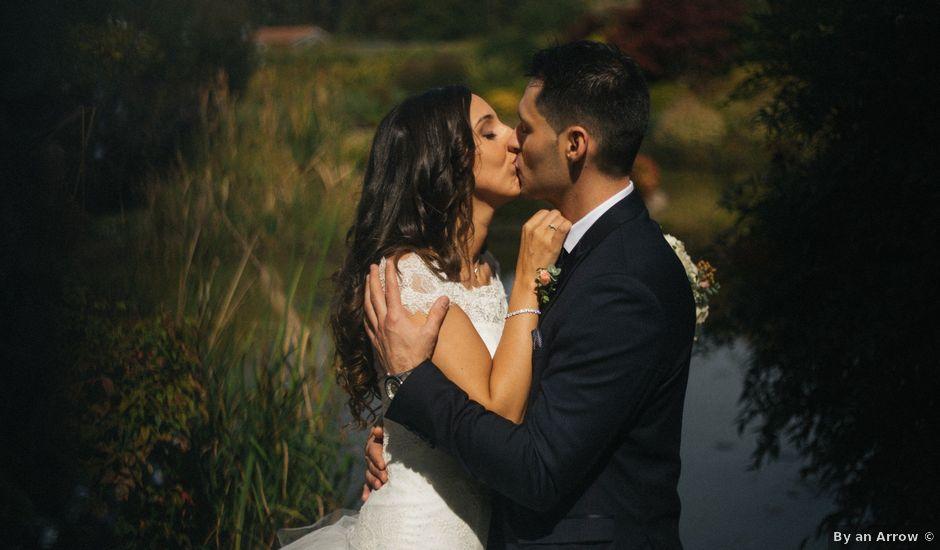 La boda de Pablo y Laura en Redondela, Pontevedra