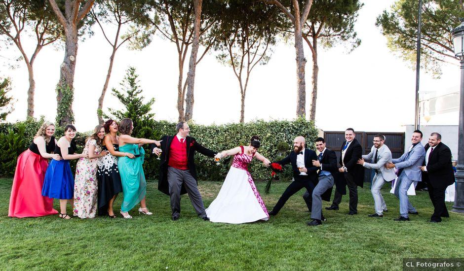 La boda de Raul y Zaida en Cubas De La Sagra, Madrid
