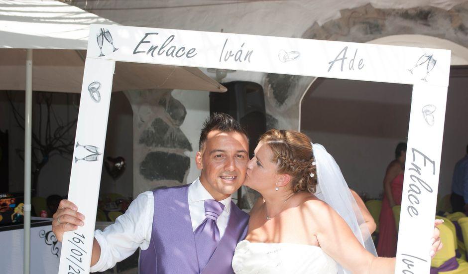 La boda de Adelaida y Iván en Montaña Cardones, Las Palmas