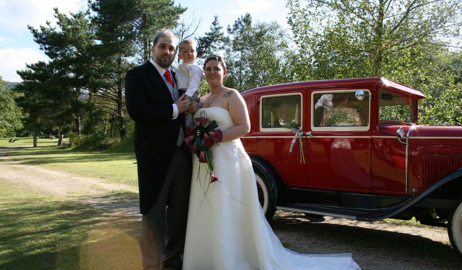 La boda de Carla y Victor en Xove (Casco Urbano (San Bartolo), Lugo