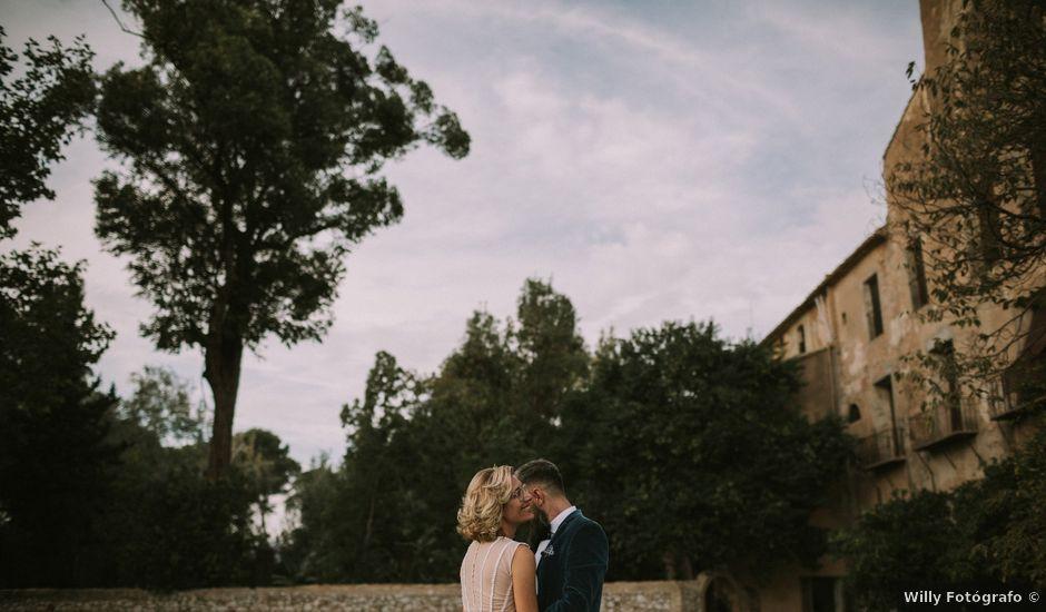 La boda de Sergio y Magda en Alfauir, Valencia
