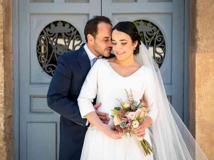 La boda de Manuel y Rocío