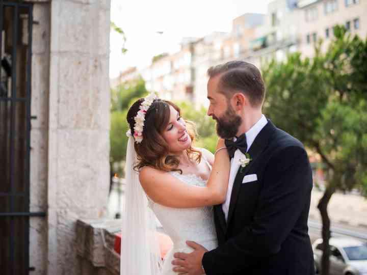 La boda de Belén y Carlos