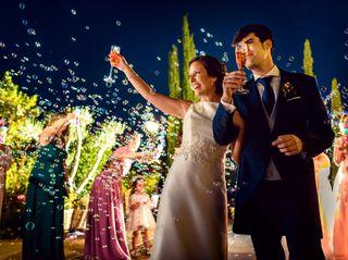 La boda de Lucía y Miguel