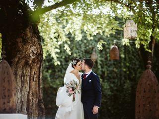 La boda de Pastora y Manuel