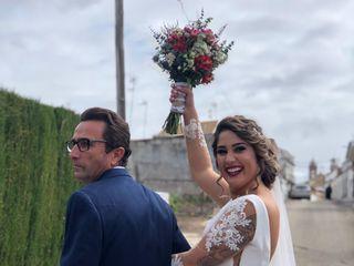 La boda de sara  y antonio 2