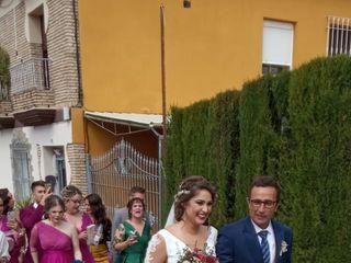 La boda de sara  y antonio 3