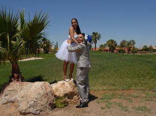 La boda de Mashiel y Alexander