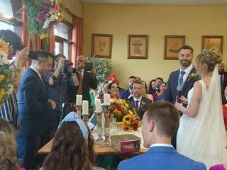 La boda de Estefanía  y David 1