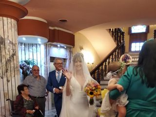 La boda de Estefanía  y David 2