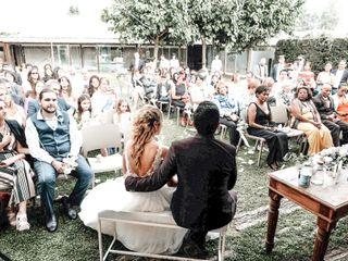 La boda de Marta  y César 2