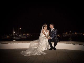 La boda de Sanae y Adrian