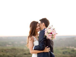La boda de Taylor y Johnel