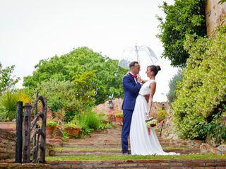 La boda de Marta y Israel