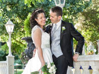 La boda de Cristina y Abel