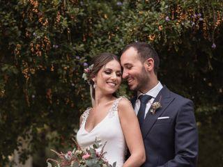 La boda de Begoña y Raúl