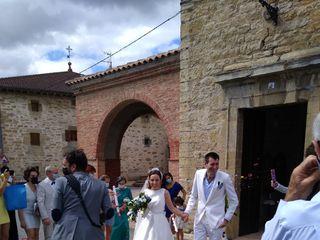 La boda de Benjamín y Gema 1