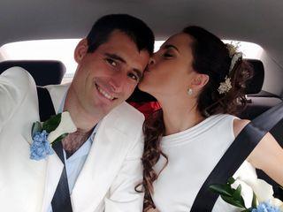 La boda de Benjamín y Gema