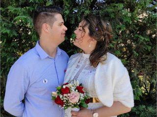 La boda de Pili y Víctor