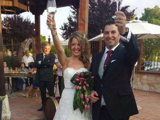 La boda de Monica  y Jorge  2