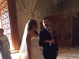 La boda de Monica  y Jorge  3