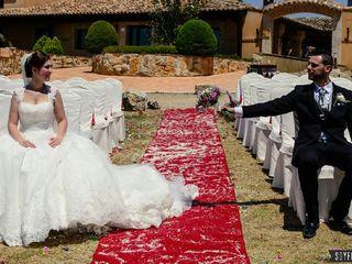 La boda de Jessica y Diego