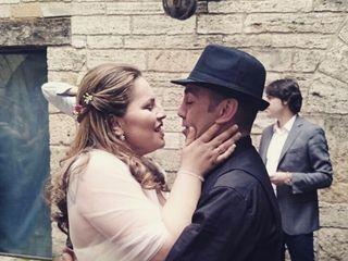 La boda de Crisoula y Santi 2