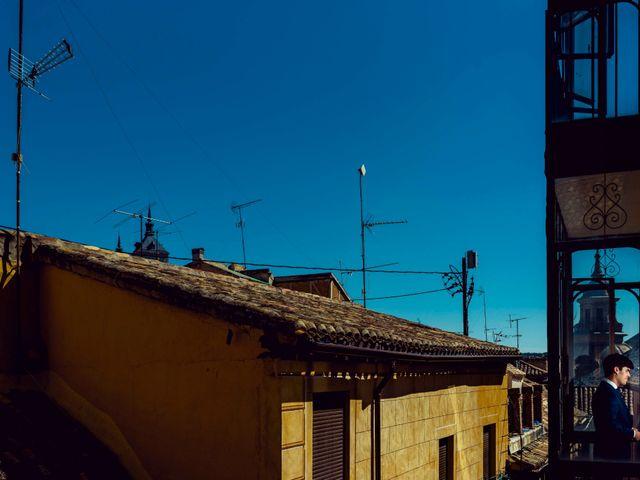 La boda de Miguel y Lucía en Toledo, Toledo 14